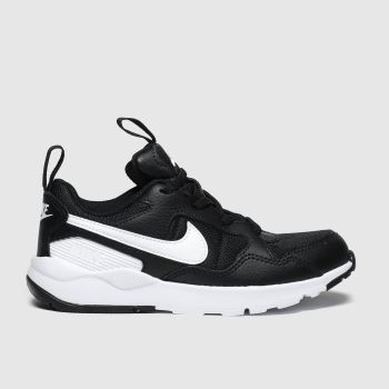 Nike Black & White Pegasus 92 Lite Unisex Junior#