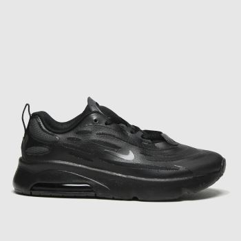 Nike Black Air Max Exosense Unisex Junior#