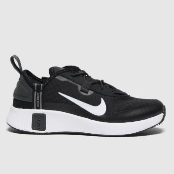 Nike Black & Grey Reposto Unisex Junior