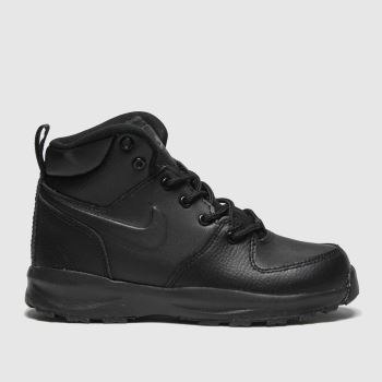 Nike Black Manoa Ltr Unisex Junior