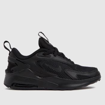 Nike Black Air Max Bolt Unisex Junior