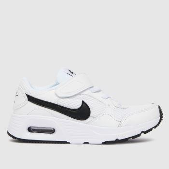 Nike White Air Max Sc Unisex Junior