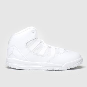 Nike Jordan White Max Aura c2namevalue::Unisex Junior