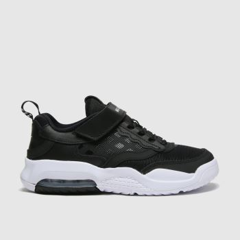 Nike Jordan Black & White Air Max 200 Unisex Junior#