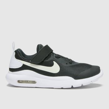 Nike Black & White Air Max Oketo Unisex Junior