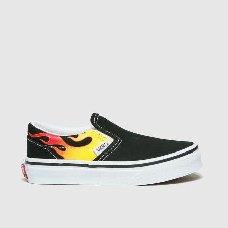 Vans Classic Slip-on Flametitle=