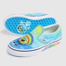 Vans Spongebob Slip-on 1