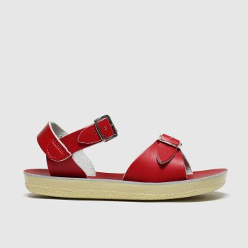 Salt-water Red The Surfer Unisex Junior