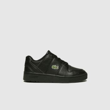Lacoste Black Thrill Unisex Junior