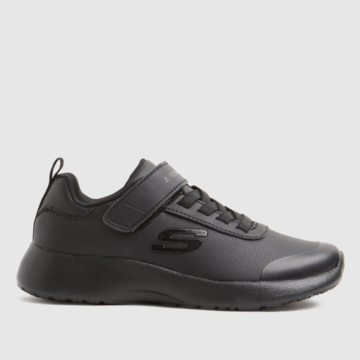 SKECHERS Black Dynamight D.s Trainers Junior