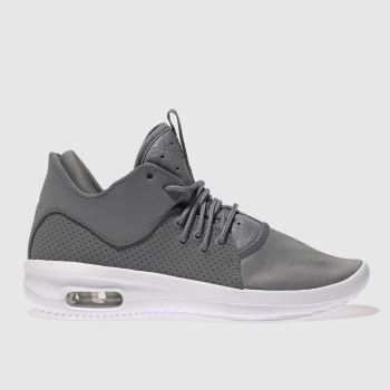 Nike Jordan Grey First Class Unisex Youth