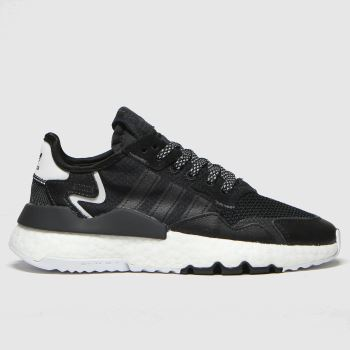 adidas Black Nite Jogger Unisex Youth