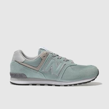 New Balance Turquoise 574 Unisex Youth