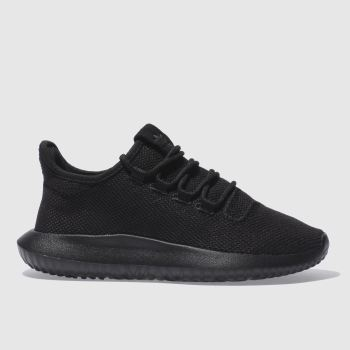 Adidas Black TUBULAR SHADOW Unisex Youth