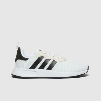 adidas White & Black X_plr Unisex Youth#