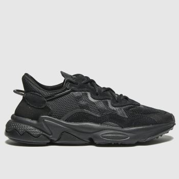 adidas Black Ozweego Unisex Youth