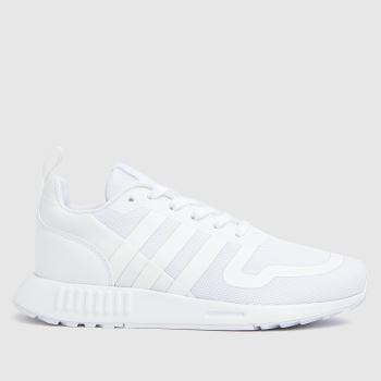 adidas White Multix Unisex Youth