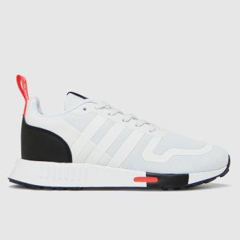 adidas White & Black Multix Unisex Youth