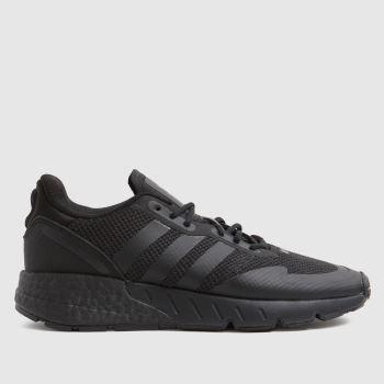 adidas Black Zx 1k Boost Unisex Youth