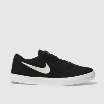 Nike Sb Black Check Unisex Youth
