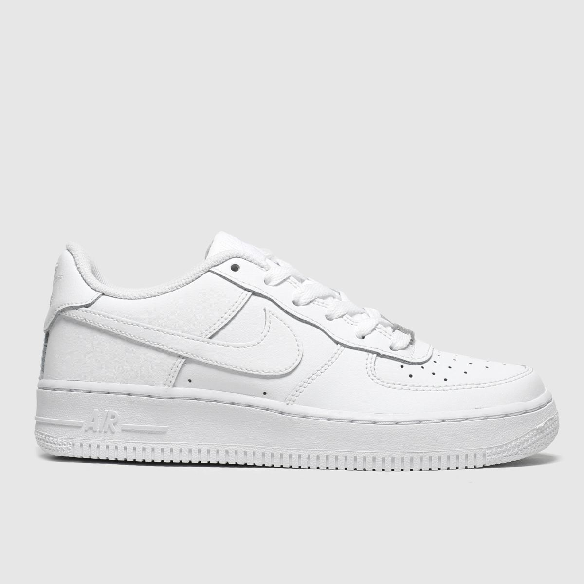 Nike Nike White Air Force 1 Trainers Youth