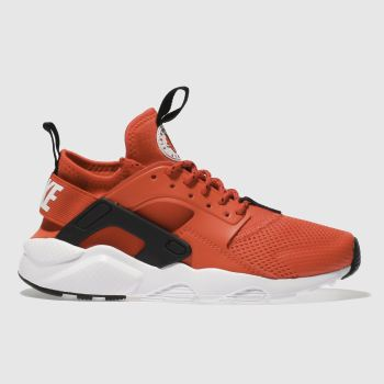Nike Red Air Huarache Ultra Unisex Youth