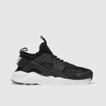 Nike Black Huarache Ultra Unisex Youth