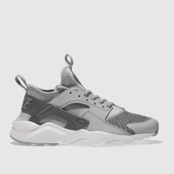 Nike Grey Air Huarache Ultra Unisex Youth