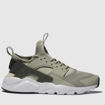 Nike Light Green Huarache Ultra Se Unisex Youth