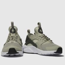 020915392ea8d Kids Unisex light green nike huarache ultra se trainers