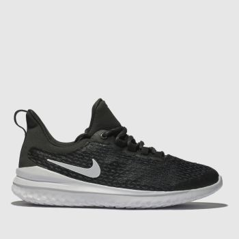 Nike Black & White Renew Rival Unisex Youth