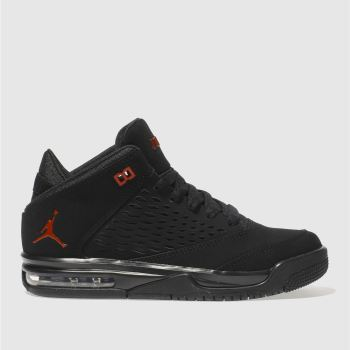 Nike Jordan Black Flight Origin 4 Unisex Youth