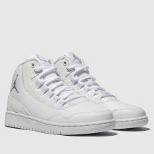 super popular 6b96f 16275 Kinder nike jordan Weiß-grau Executive Sneaker