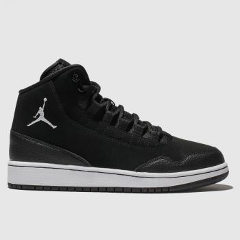 Nike Jordan Black & White Jordan Executive Unisex Youth