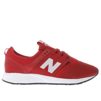 New Balance Red 247 Unisex Youth