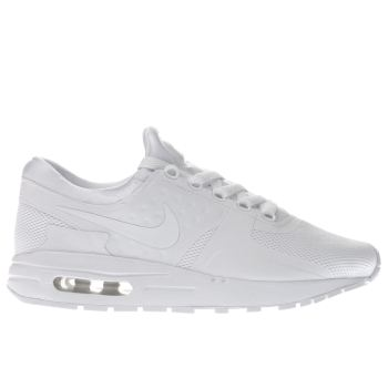 Kids Unisex white nike air max zero trainers  ee6afa782cd2