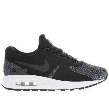 Nike Black Air Max Zero Se Unisex Youth