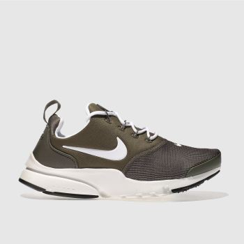 Nike Brown Presto Fly Unisex Youth