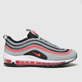 Nike Light Grey Air Max 97 Unisex Youth