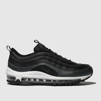 Nike Black & White Air Max 97 Unisex Youth
