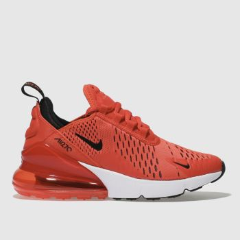 Nike Red Air Max 270 Unisex Youth