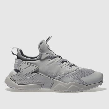 Nike Grey Huarache Run Drift Unisex Youth