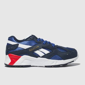 Reebok Navy Aztrek Unisex Youth
