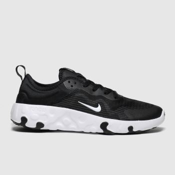 Nike Black & White Renew Lucent Unisex Youth#