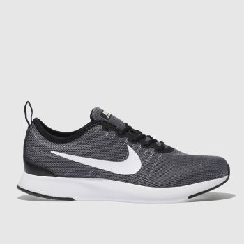 Nike Grey Dualtone Racer Unisex Youth
