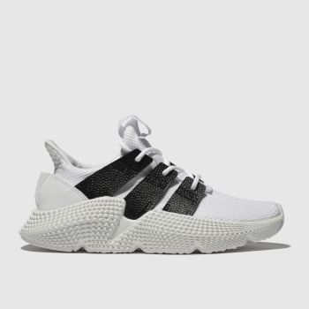 Adidas White & Black PROPHERE Unisex Youth