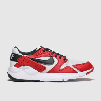 nike red ld victory trainers youth
