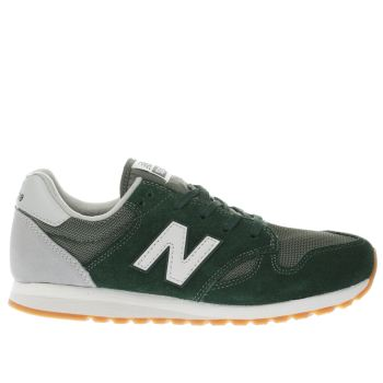 NEW BALANCE GREEN 520 YOUTH TRAINERS