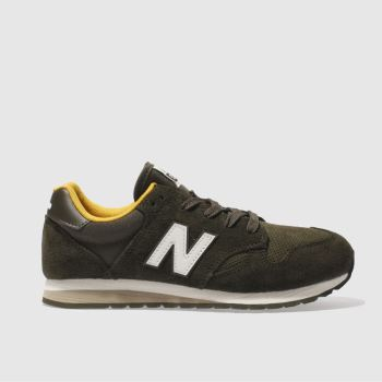 New Balance Khaki 520 Unisex Youth