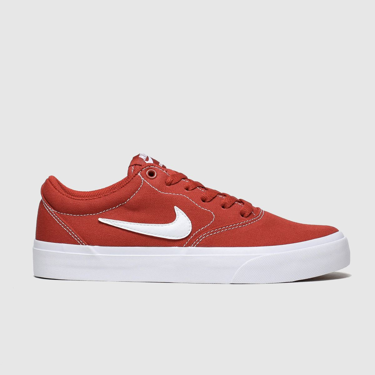 Nike Sb Red Charge Trainers Youth